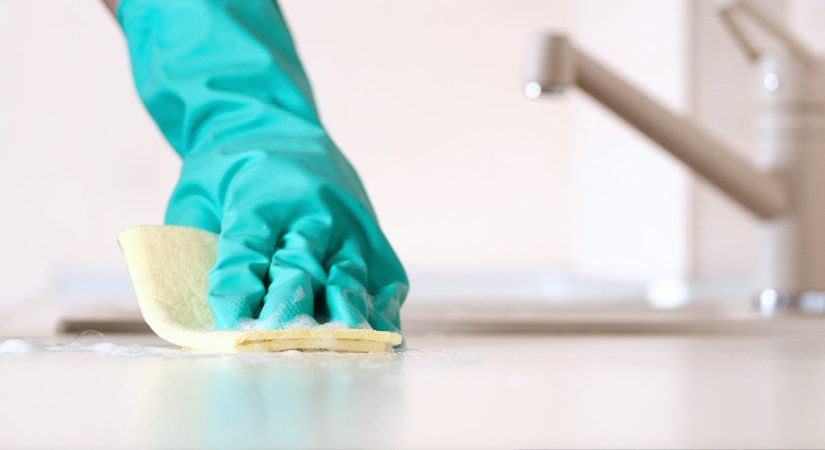 The Difference between Sanitizing and Disinfecting, and When to Use Each